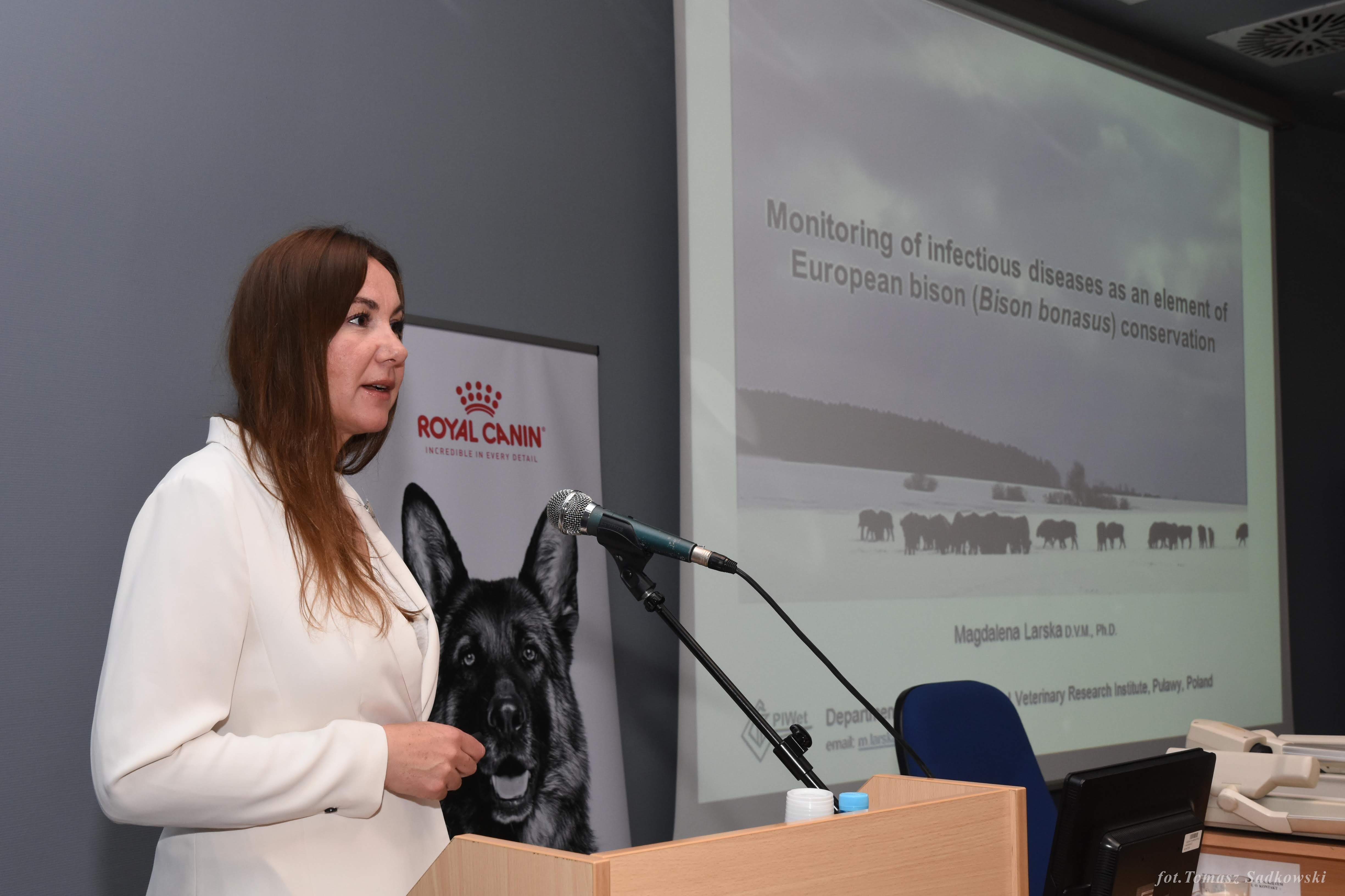 Professor Magdalena Larska